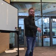 Klein Péter: Tervezői gondolkodásmód (2019. május 16.)