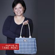 Tanó Móni: A vidéki otthontól a táskatervezésig…