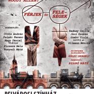 Színház látogatás – Woody Allen: Férjek és Feleségek